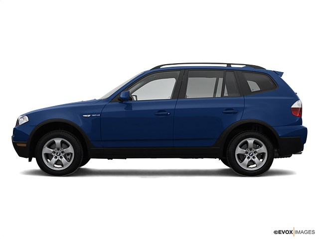 Photo Used 2007 BMW X3 3.0si for Sale in Medford, OR