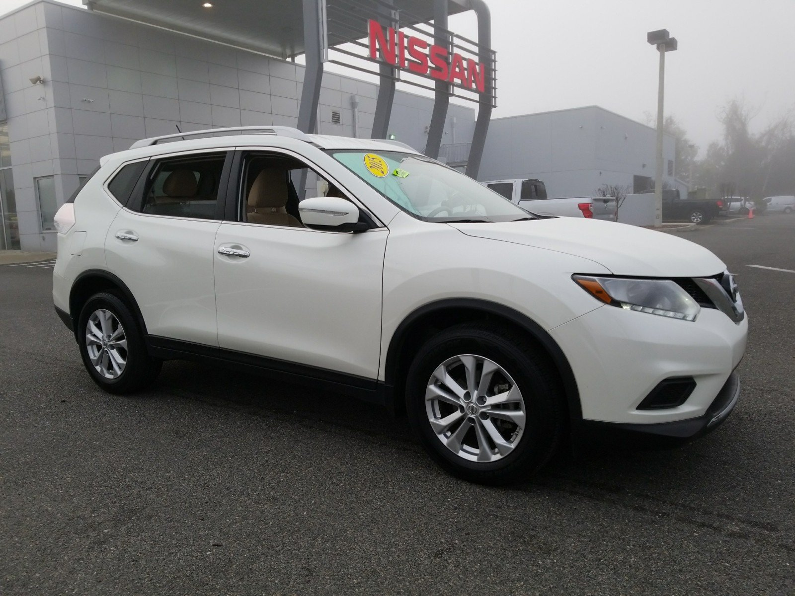 Photo Certified Pre-Owned 2015 Nissan Rogue SV SUV For Sale Leesburg, FL