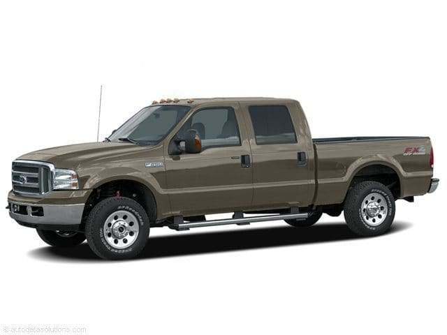 Photo Used 2006 Ford F-250 Lariat Truck Crew Cab in Merced, CA