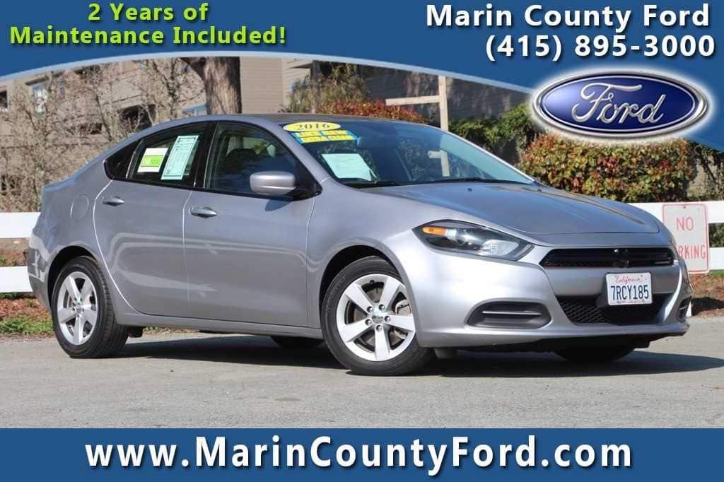 Photo Used 2016 Dodge Dart For Sale Novato North Bay, Santa Rosa, Petaluma, San Rafael, SF CA