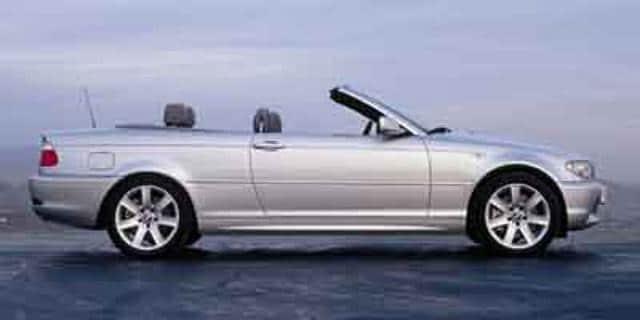 Photo 2004 BMW 3 Series 330Ci 2dr Convertible Convertible