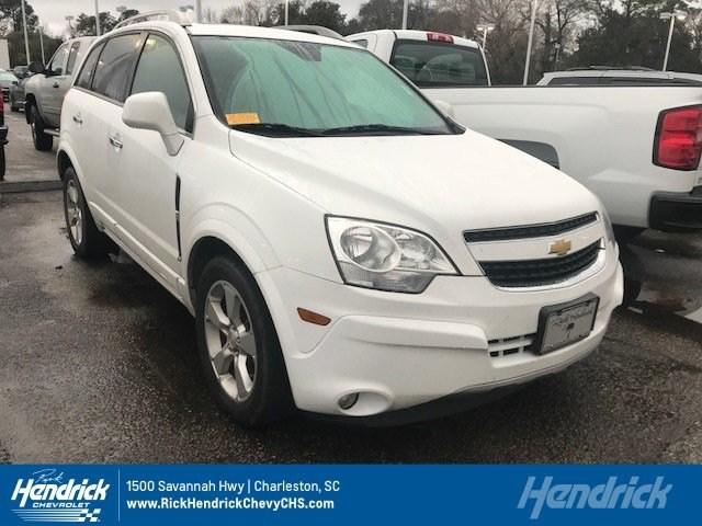 Photo 2014 Chevrolet Captiva Sport Fleet LTZ SUV