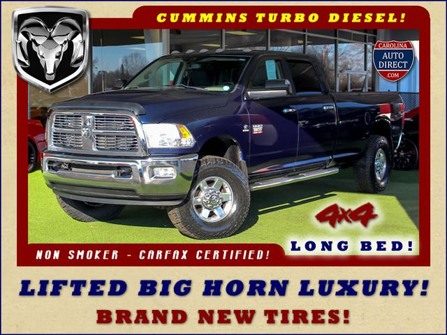Photo 2012 Ram 2500 Big Horn Luxury Crew Cab Long Bed 4x4 - LIFTED