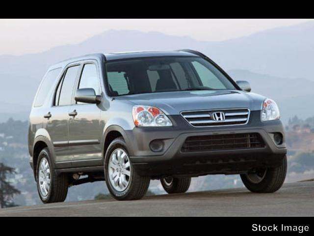 Photo Used 2005 Honda CR-V SUV For Sale Boardman, Ohio