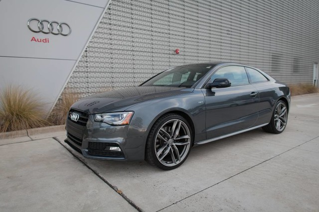 Photo Certified Used 2016 Audi S5 3.0T Coupe in Wilmington NC