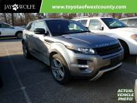 Pre-Owned 2013 LAND ROVER RANGE ROVER EVOQUE Four Wheel Drive Sport Utility Vehicle