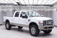 2010 Ford Super Duty F-250 King Ranch Diesel 4x4 LIFTED Heated Leather Camera