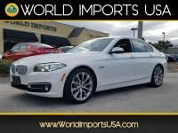 2014 BMW 535 IA Diesel Modern Sedan for sale in Jacksonville, FL