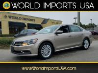 2016 Volkswagen Passat SE Sedan for sale in Jacksonville, FL