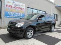 Certified Pre-Owned 2015 Chevrolet Equinox AWD LT All Wheel Drive Sport Utility