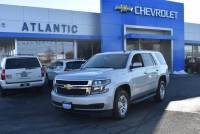 Certified Pre-Owned 2015 Chevrolet Tahoe LS 4WD w/Custom Leather Four Wheel Drive SUV