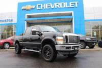Pre-Owned 2010 Ford Super Duty F-250 SRW Lariat Diesel Custom Lifted Big Boy Four Wheel Drive Pickup Truck