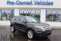 Pre-Owned 2015 Ford Explorer XLT * ONE OWNER Four Wheel Drive SUV