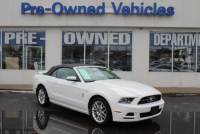 Pre-Owned 2013 Ford Mustang V6 Premium * ONE OWNER Rear Wheel Drive Coupe