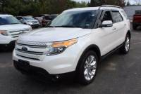 Certified Pre-Owned 2015 Ford Explorer Limited Four Wheel Drive SUV