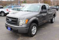 Certified Pre-Owned 2014 Ford F-150 XL Four Wheel Drive Pickup Truck