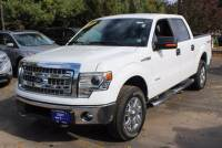 Certified Pre-Owned 2014 Ford F-150 XLT Four Wheel Drive Pickup Truck
