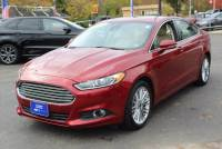 Certified Pre-Owned 2014 Ford Fusion SE Front Wheel Drive Sedan