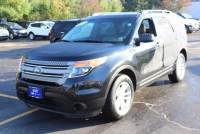 Certified Pre-Owned 2015 Ford Explorer Base Four Wheel Drive SUV
