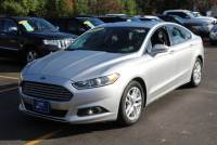 Certified Pre-Owned 2015 Ford Fusion SE Front Wheel Drive Sedan