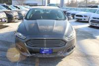 Certified Pre-Owned 2014 Ford Fusion Titanium Front Wheel Drive Sedan