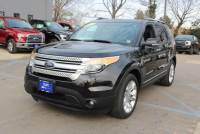 Certified Pre-Owned 2015 Ford Explorer XLT Four Wheel Drive SUV