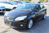 Pre-Owned 2012 Ford Focus SEL Front Wheel Drive Sedan