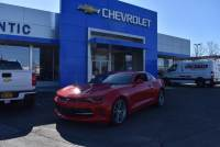 Certified Pre-Owned 2017 Chevrolet Camaro RS w/Sunroof Rear Wheel Drive Coupe
