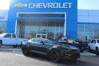 Pre-Owned 2016 Chevrolet Camaro SS Black Beauty Rear Wheel Drive Coupe
