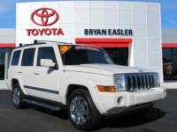 Pre-Owned 2010 Jeep Commander Limited 4WD