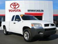 Pre-Owned 2008 Mitsubishi Raider LS 2WD 4x2 LS 4dr Extended Cab 6M
