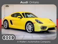 Pre-Owned 2014 Porsche Cayman