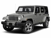 2017 Jeep Wrangler Unlimited Sahara 4x4 Sport Utility in Woodbury Heights