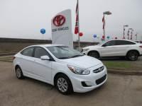 Used 2017 Hyundai Accent SE Sedan FWD For Sale in Houston