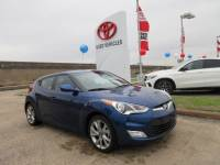 Used 2017 Hyundai Veloster Base Hatchback FWD For Sale in Houston