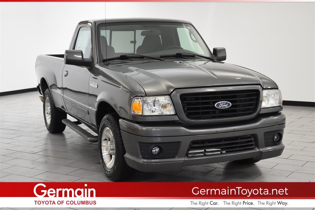 Photo Pre-Owned 2006 Ford Ranger STX RWD 2D Standard Cab