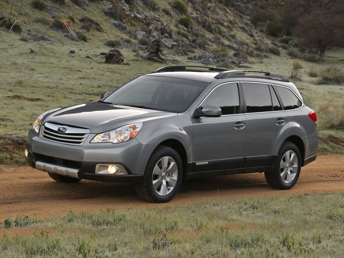 Photo Pre-Owned 2010 Subaru Outback 2.5i SUV For Sale  Raleigh NC