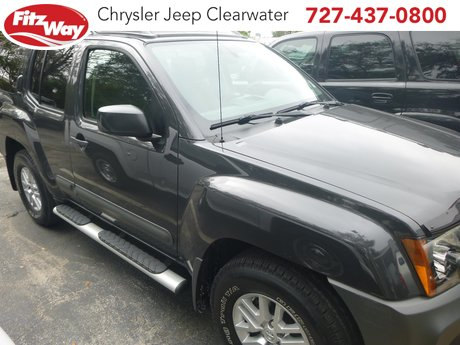 Photo Used 2015 Nissan Xterra for Sale in Clearwater near Tampa, FL