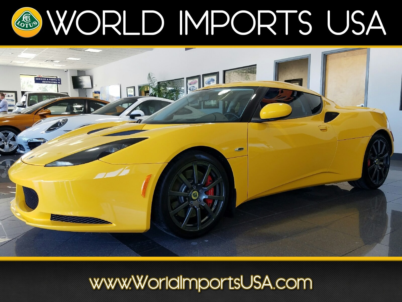 Photo 2012 Lotus Evora IPS 20 for sale in Jacksonville, FL