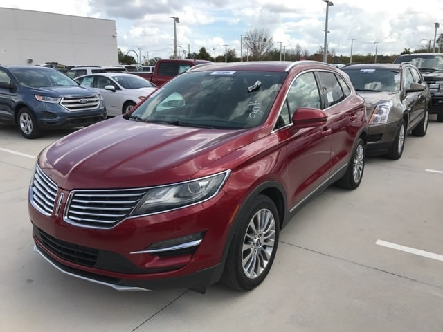 Photo Used 2015 Lincoln MKC Reserve SUV I-4 cyl in Kissimmee, FL