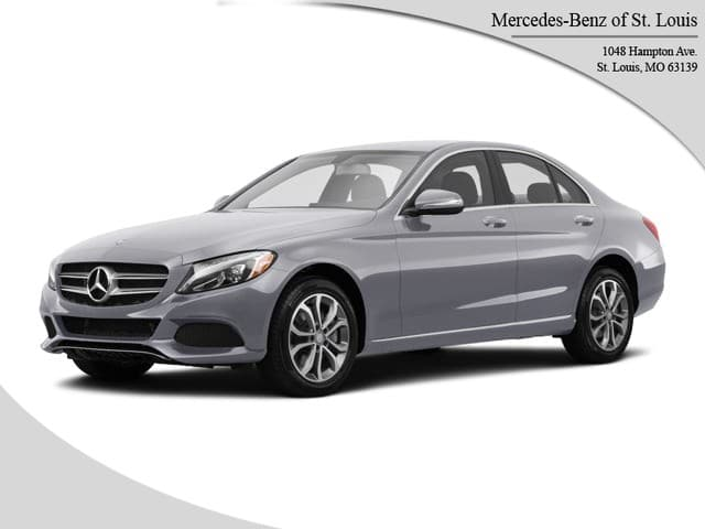 Photo Pre-Owned 2015 Mercedes-Benz C-Class C 300 4MATIC Sedan For Sale St. Louis, MO