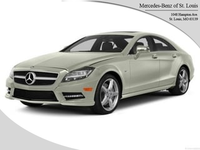 Photo Pre-Owned 2014 Mercedes-Benz CLS 550 Coupe For Sale St. Louis, MO