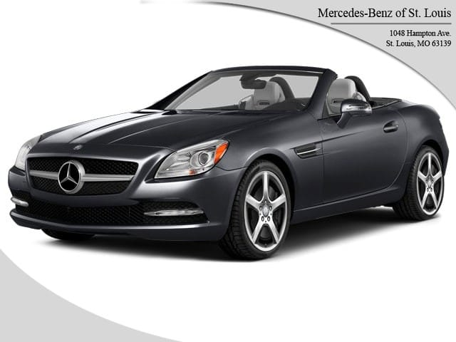 Photo Pre-Owned 2015 Mercedes-Benz SLK 250 Roadster For Sale St. Louis, MO