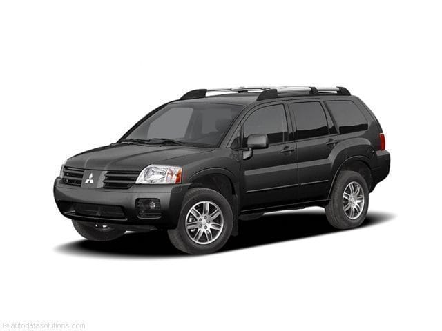 Photo Used 2005 Mitsubishi Endeavor Limited  Palm Springs Subaru  Cathedral City CA  VIN 4A4MN41S05E039829