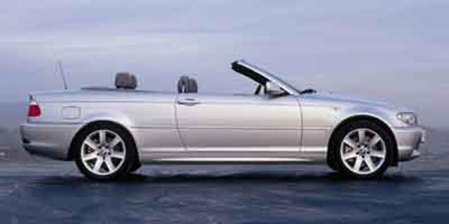 Photo Pre-Owned 2004 BMW 3 Series 330Ci 2dr Convertible RWD Convertible