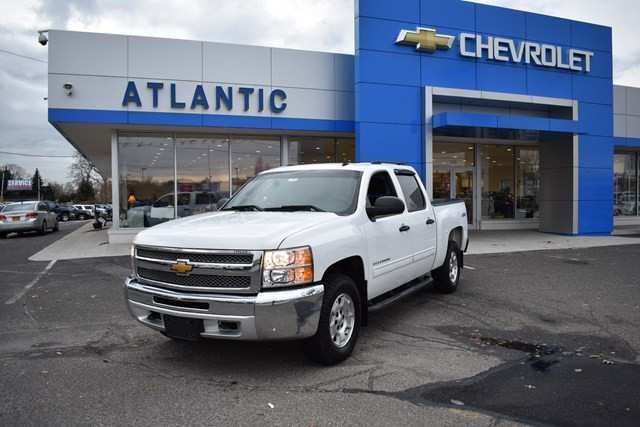 Photo Certified Pre-Owned 2013 Chevrolet Silverado 1500 CREW CAB LT ALLSTAR EDITION w CONVENIENCE AND ON THE JOB PKG. Four Wheel Drive Pickup Truck
