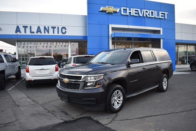 Photo Certified Pre-Owned 2015 Chevrolet Suburban LS w DRIVER ALERT PKG. Four Wheel Drive SUV