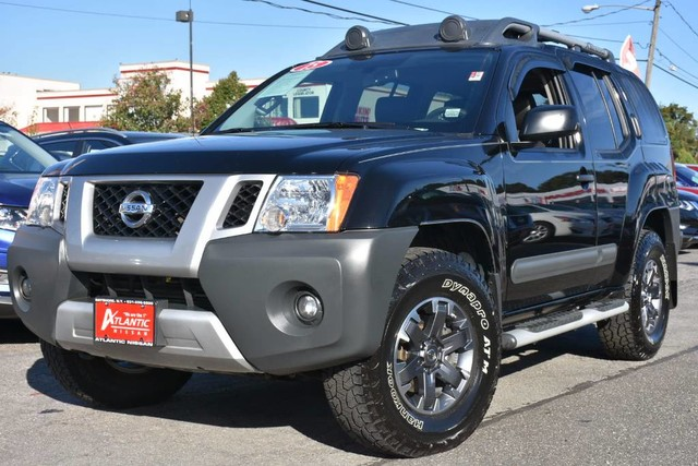 Photo Certified Pre-Owned 2015 Nissan Xterra SUV 4x4 Pro-4X Navigation Leather Four Wheel Drive SUV