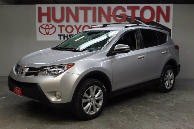 Photo Certified Pre-Owned 2014 Toyota RAV4 Limited All Wheel Drive SUV