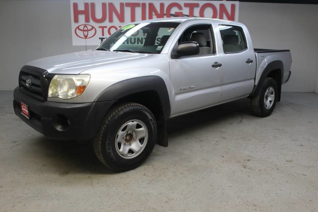 Photo Certified Pre-Owned 2008 Toyota Tacoma PreRunner Rear Wheel Drive Pickup Truck